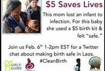 2014 #CleanBirth Campaign!