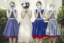 Bridesmaids.... / by Stacey Ward