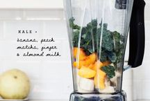 juicing & smoothies. / by Jaymee Lynn