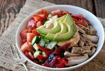 salads, soups & bowls. / salads, soups & bowls of goodness  / by Jaymee Lynn