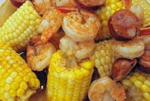 Low country boil/oyster roast