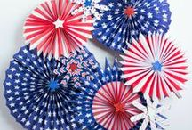 4th of July Crafts / by Haeley Giambalvo / Design Improvised
