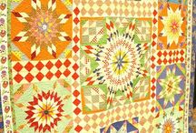 Album and Sampler Quilts / Farmers Wife  Dear Jane