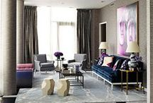 Design Tips for Perfect Home / Interior design tips for designing the perfect home - from the height of the light switch to the size of a bed's base bench.