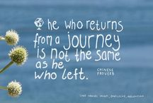 A heroine's journey / Honouring the adventure you have been sent on