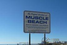 Cali's Beaches / by ~ Nono Bovard ~