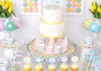 Les plus belles Sweet Table / Les jolies tables on adore ! Trouvez votre inspiration en admirant ces superbes sweet tables et candy bars.