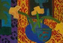 DENISE REGAN Recent Paintings (Bridgehampton) / On view at our Bridgehampton, NY gallery from June 27th to July 18th, 2015.