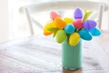 Design Improvised Easter Projects / Colorful and creative DIY Easter crafts and Easter egg decorating ideas from Design Improvised / by Haeley Giambalvo / Design Improvised
