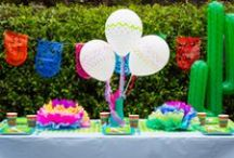 Cinco de Mayo / Fiesta Party Ideas / Cinco de Mayo and Fiesta Party themed DIY decor, craft and food ideas / by Haeley Giambalvo / Design Improvised