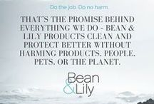 Bean & Lily Mission / At Bean & Lily, our mission is simple: Do the Job. Do no Harm.