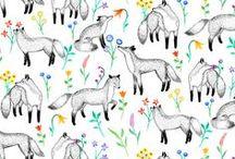 Fabric, Fabric, Fabric / by Tara Parmer Eastman
