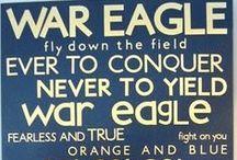 WAR EAGLE! /   / by Nicole Willard