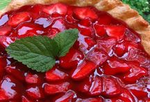 Pies, Pastries, Puddings, and Parfaits!  / Lots of great dessert ideas!  Enjoy!  / by Donna Beebe