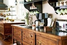kitchen / by Flick Howe-Prior