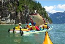 Canoeing & Kayaking in British Columbia