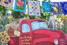 Sewing and Quilts / by Judy Ward