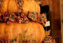 My Harvest Home / My autumn favorites, food and decor / by Cathy Cash