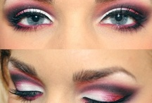 Jeepers Creepers Look At Those Peepers.... And other make up ideas. / by Annie McAninch