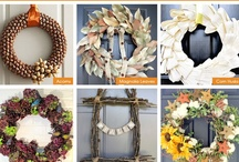 Decorated Seasons / Seasonal decorations for around the house. / by Kelli Goldin