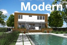 ASAP•MidSize Homes / Architect designed, healthy, energy efficient and simple to build modern prefab homes by ASAP•house.  Find out more about our collection of prefab homes at www.asaphouse.com  #prefab #Modernhome #architecture #house