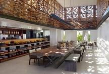 Restaurant Interiors 1