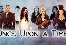 once upon a time / by Gayla Arnold