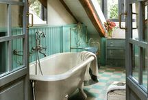 bathroom / by Flick Howe-Prior