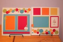 Scrapbooking - Double Layouts