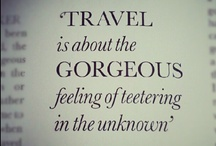 Quotes / Quotes to brighten up the darkest days / by Natalie @Turkish Travel Blog