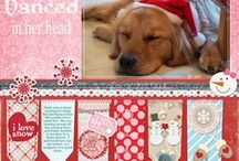 Scrapbook seasons/holiday ideas / by Joanne Wheeler