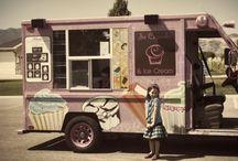Food-Truckin' It! / by Jennifer Nyikos