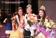 Miss Teen/Asian American Texas Pageant / Dallas City Performance Hall