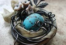 Pins and Pendant Inspiration / by Sonja Meichle Johnson