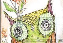 Illustrations / by Robin Fritz