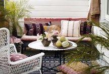 HOME: garden & balcony