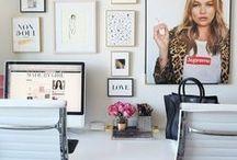 HOME: working desk