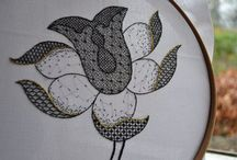 Blackwork / Blackwork. Graduate of Royal School of Needlework apprenticeship. https://www.etsy.com/uk/shop/TheArtoftheNeedle