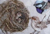 Inspirational Embroidered Art / Beautiful embroideries from fellow artisans!  https://www.etsy.com/uk/shop/TheArtoftheNeedle