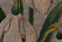 Silk Shading / Needle Painting / Silk Shading, Needle Painting, Painting with a Needle. Graduate of the Royal School of Needlework apprenticeship. https://www.etsy.com/uk/shop/TheArtoftheNeedle