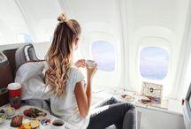 Flugreise Tipps ✈️ / Tipps zu günstigen Flügen, Langstreckenflügen oder Handgepäck #Flug #Flugreise
