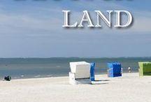 Deutschland: Inseln, Strand & Seen / Inspiration & Insidertipps für deine Deutschland Reise und Urlaub #Deutschland