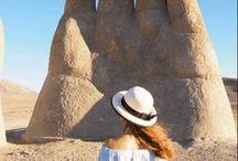 Wüstenreisen / Die schönsten Wüsten der Welt - ob in Namibia, Marokko, Dubai, Abu Dhabi oder die Atacama Wüste in Chile #Wüste #Wüsten #desert #deserts