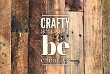 crafty :: be creative / crafts and DIY projects