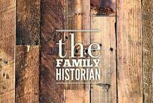 the family historian