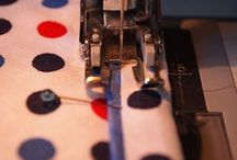 sewing / by Beverly Oberhelman
