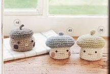 Crochet & knitting / by Laney