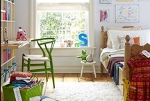 nurseries & kid's rooms / by Amanda Morris
