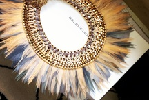 Statement Necklaces / by Taylor Humphries