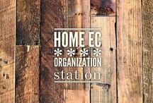 home ec :: organization station